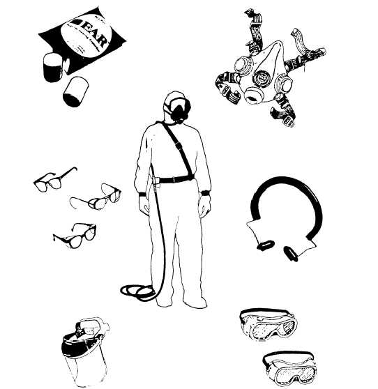 Types Personal Protective Equipment Types of Personal Protective