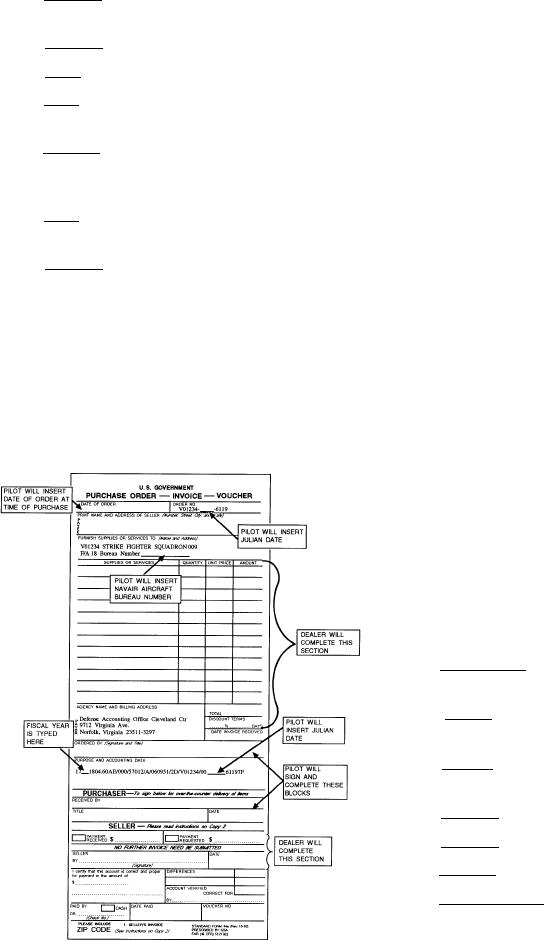 Figure 9 2 A Sample Of Standard Form 44